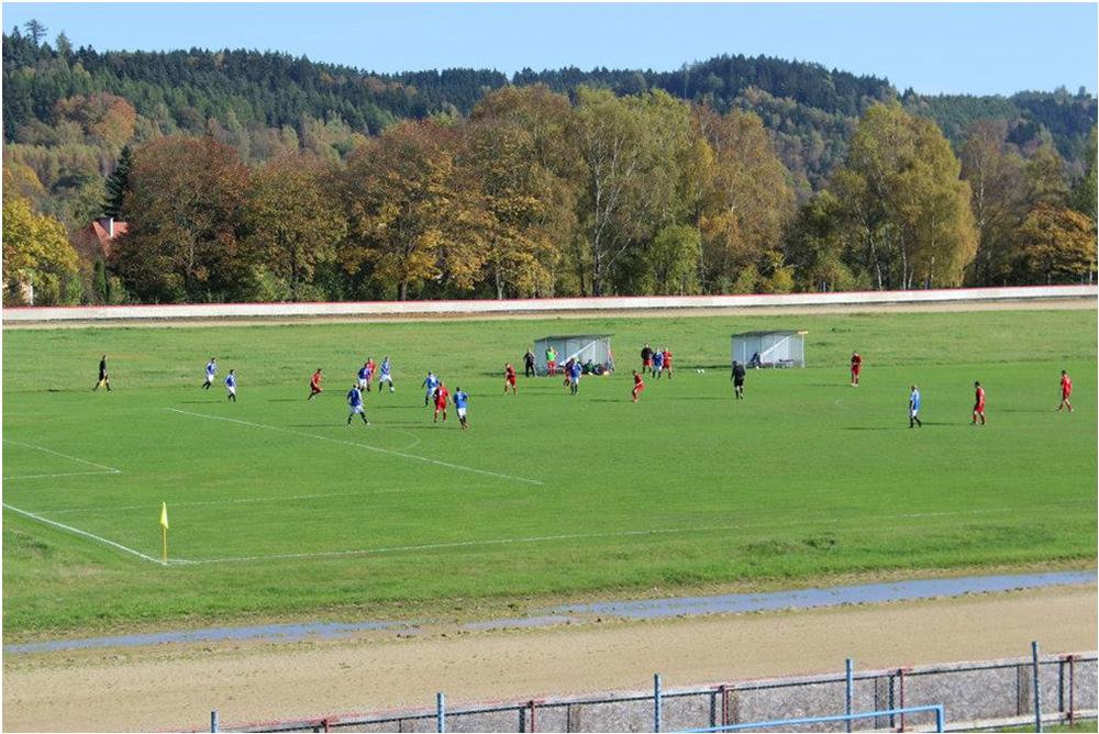 Fotbalové hřiště Lokomotiva